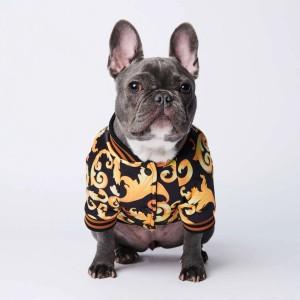 Wholesale Custom Bulk Luxury Import China Chinese Wear Cat Cloth Clothing Apparel Pet Dog Clothes